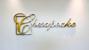 placard - Chesapeake Business Centre